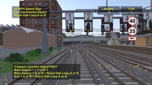 Crossrail West Driver Briefing