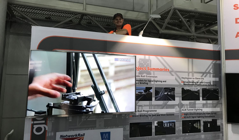 Gioconda at AusRail 2017
